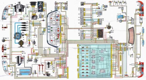 Маркировка реле охлаждения двигателя ваз 21102
