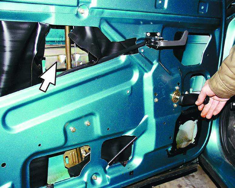 Фото №9 - установка стеклоподъемников на ВАЗ 2110 своими руками