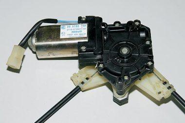 Замена электростеклоподъемника ваз 2110