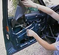 Замена электродвигателя стеклоподъемников ваз 2110