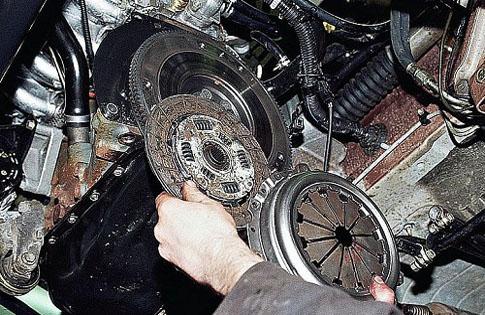 Ваз 2110 замена коробки передач
