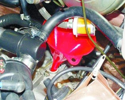 Замена масла коробке передач ВАЗ 2110