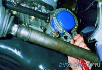Замена масляного фильтра ВАЗ 2114