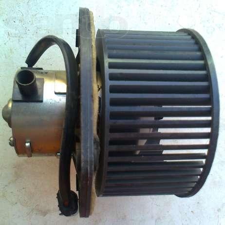 Замена моторчика печки ваз 2110