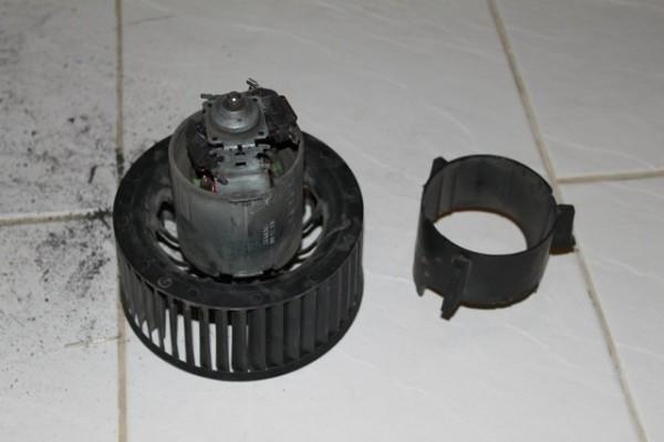 Замена моторчика для печки на ваз 2110