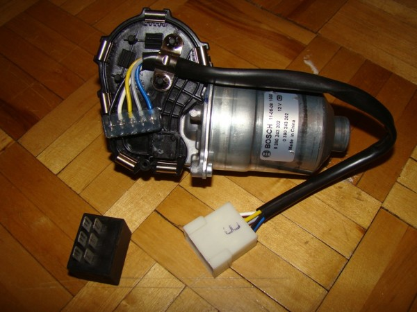 Замена мотора для стеклоочистителей на ваз 2110