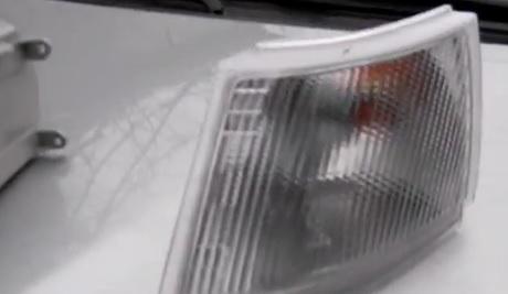 Замена переднего поворотника ваз 2110
