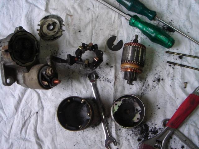 Ваз 2110 ремонт своими руками двигатель