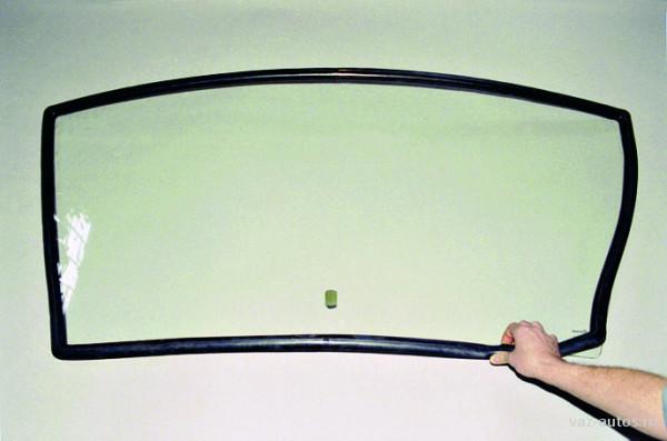 Замена стекол ваз 2110