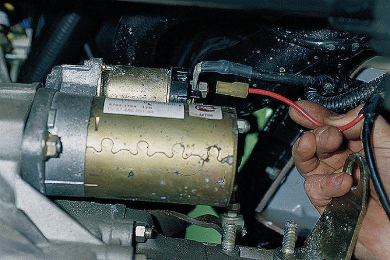 Фото №4 - ремонт стартера 2110 своими руками