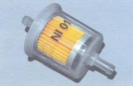 Бензиновый фильтр на ваз 2109