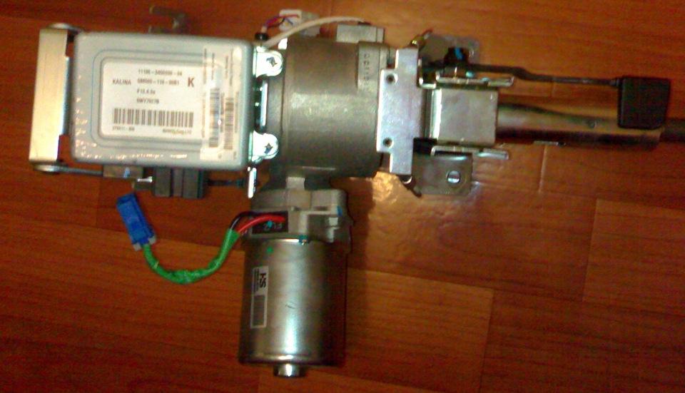 Классический электроусилитель