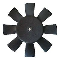 Крыльчатка вентилятора охлаждения ваз 2109