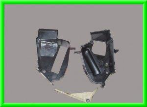 Левая и правая части отопителя ВАЗ 2112