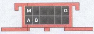 Маркировка контактов в колодке диагностики авто ВАЗ 2109