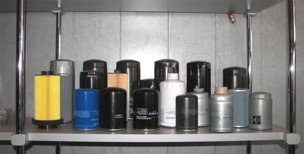 Масляные фильтры ваз 2109
