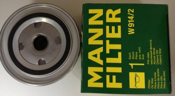 Масляный фильтр для ваз 2109 Ман