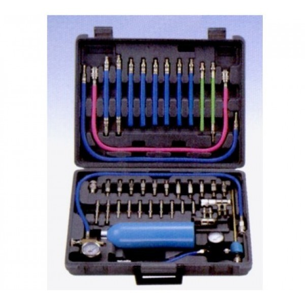 Профессиональный комплект для промывки инжектора