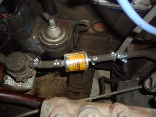 Ваз 2109 бензиновый фильтр