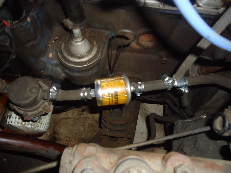 Фото №21 - обратка топливной системы ВАЗ 2110