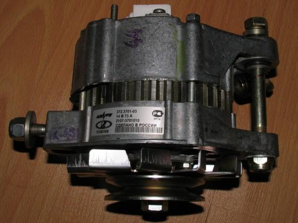 Ваз 2109 генератор не работает