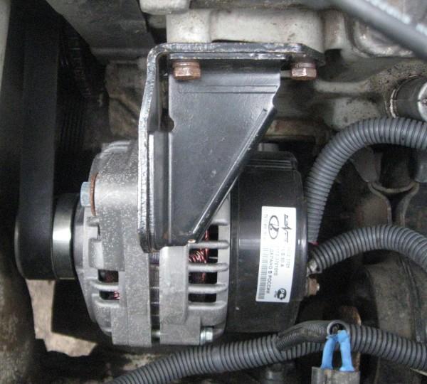 Ваз 2109 генератор нет зарядки