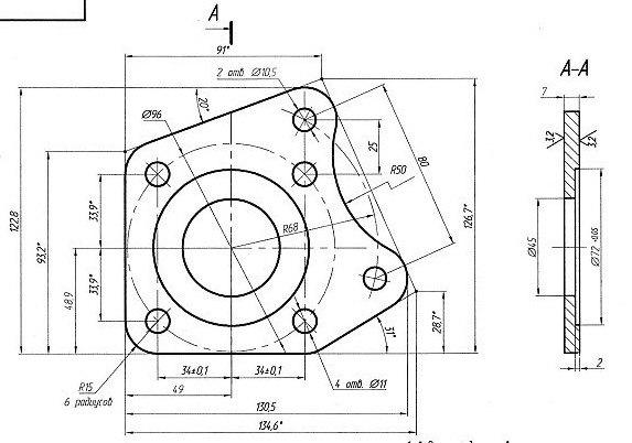 Ваз 2109 как сделать дисковые тормоза задние