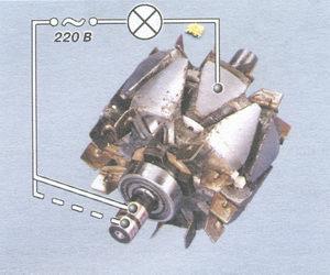 Ваз 2109 на генераторе