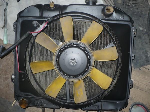Ваз 2109 охлаждения вентилятор