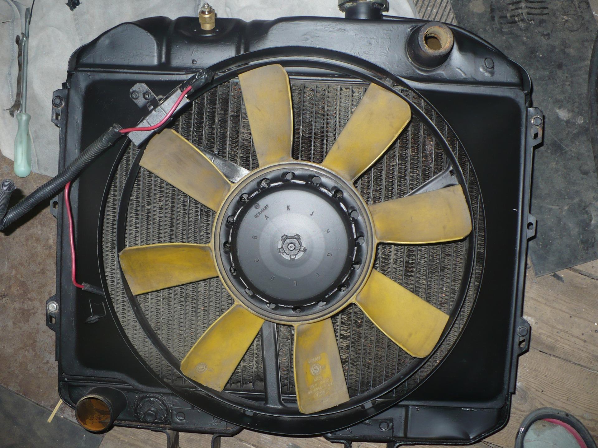 Как сделать чтобы вентилятор охлаждения включался раньше ваз 2114
