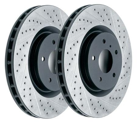 Ваз 2109 передние тормозные диски