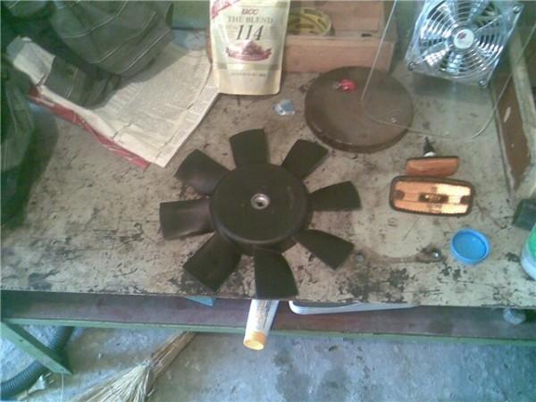 Ваз 2109 подключение вентилятора охлаждения