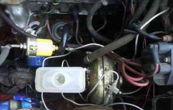 Ваз 2109 проверка вакуумного усилителя тормозов