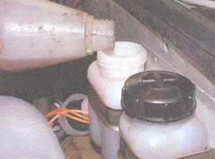 Ваз 2109 течет тормозная жидкость