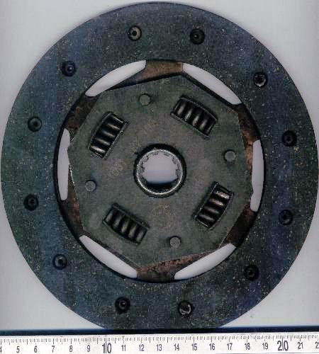 Ваз 2109 ведомый диск