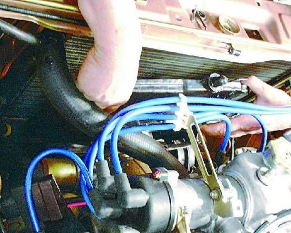 Ваз 2109 воздушная пробка в системе охлаждения