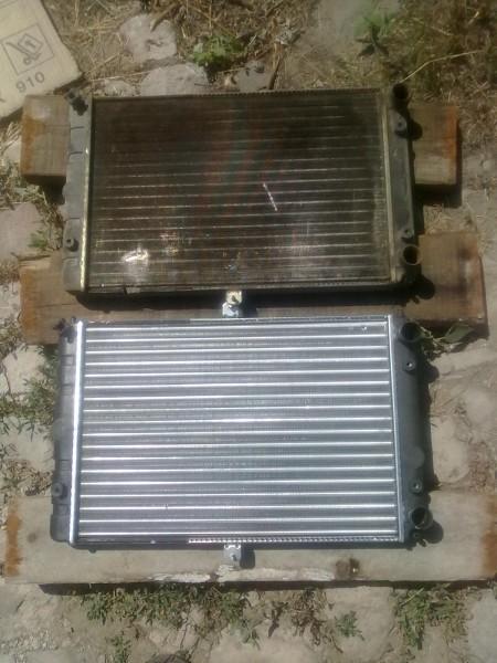 Ваз 21099 радиаторы