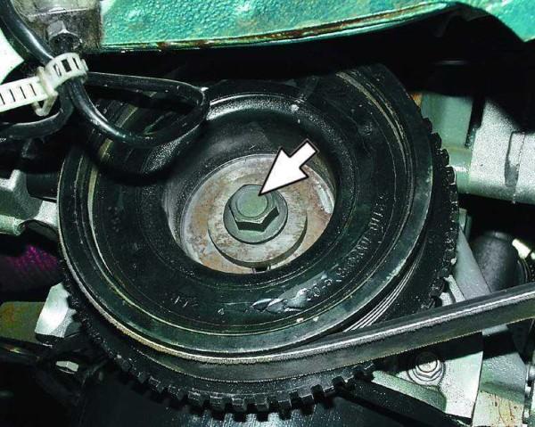 Ваз 2110 шкив генератора