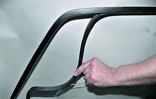 Ваз 2110 снятие боковых стекол