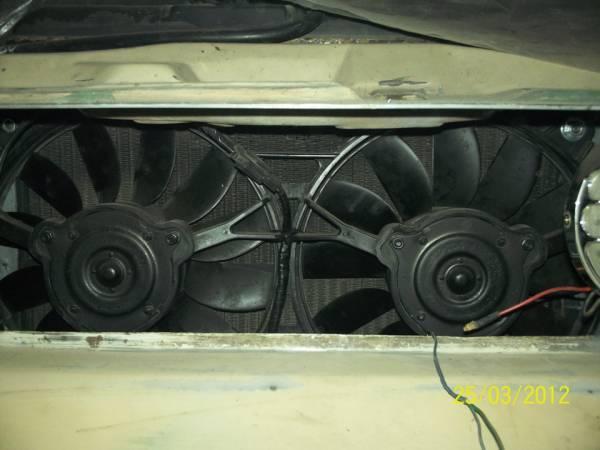 Вентилятор ваз 2109