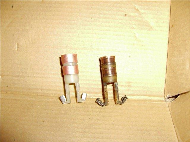 Контактные кольца генератора ваз 2110 своими руками