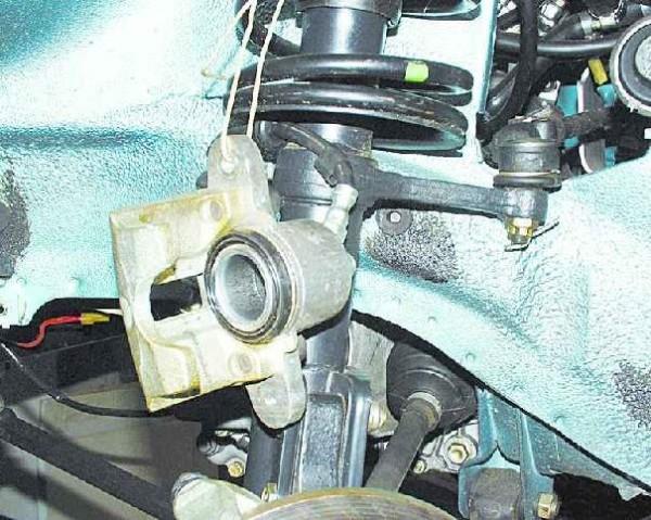 Замена передних тормозных цилиндров на ваз 2109