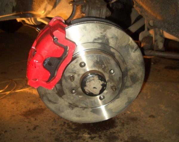 Замена тормозного цилиндра ваз 2109 переднего