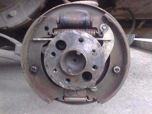 Замена заднего тормозного цилиндра ваз 2109