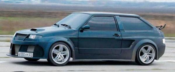 Автомобиль ВАЗ 2108