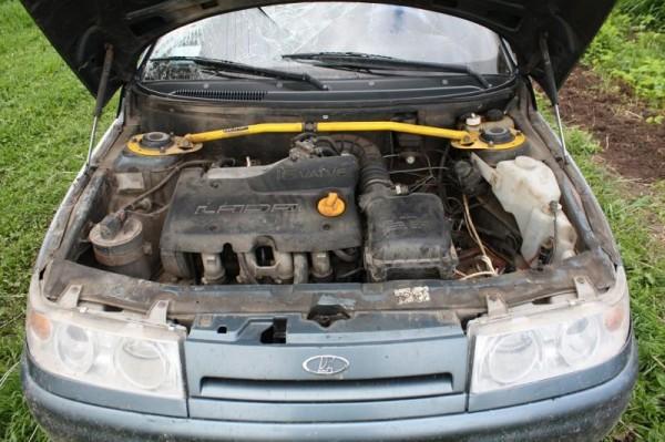 Двигатель Ваз 2110 16-клапанный