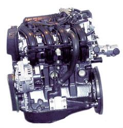 Двигатель Ваз 2110 состоит из множества элементов