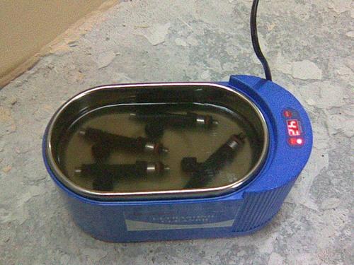 Форсунки Ваз 2110 16 клапанов и их промывка
