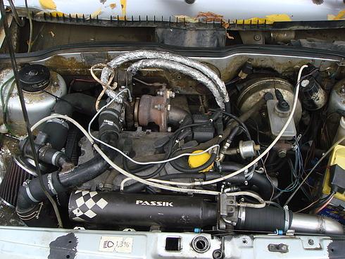 Инжектор Ваз 2110 16 - клапанный
