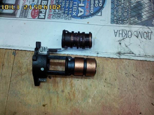 Кольца ротора генератора Ваз 2110